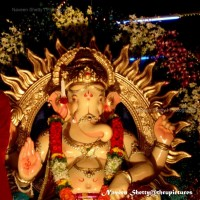 Celebrating Ganesh Chaturthi with Lord Ganesha