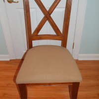 Dining Room Chairs Makeover Project