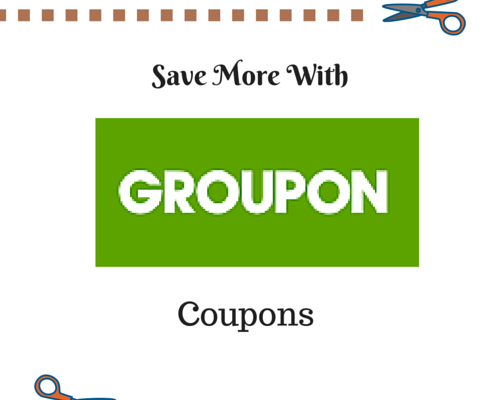 Save More with Groupon Coupons