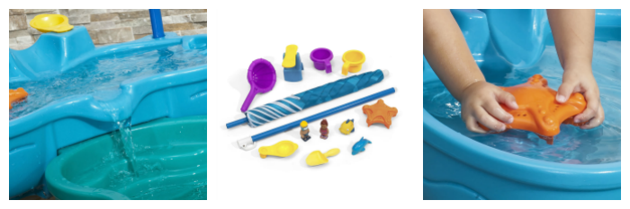 Spill and Splash Seaway Water Table Giveaway