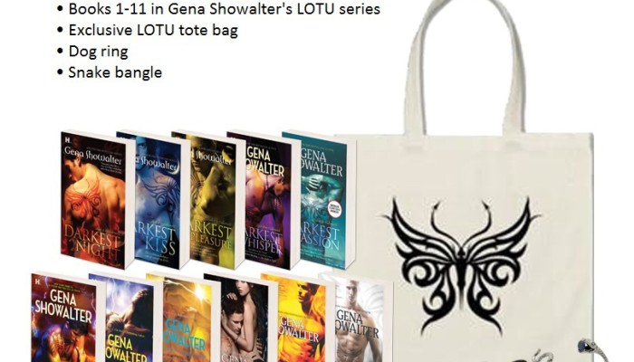 Lords of the Underworld Giveaway