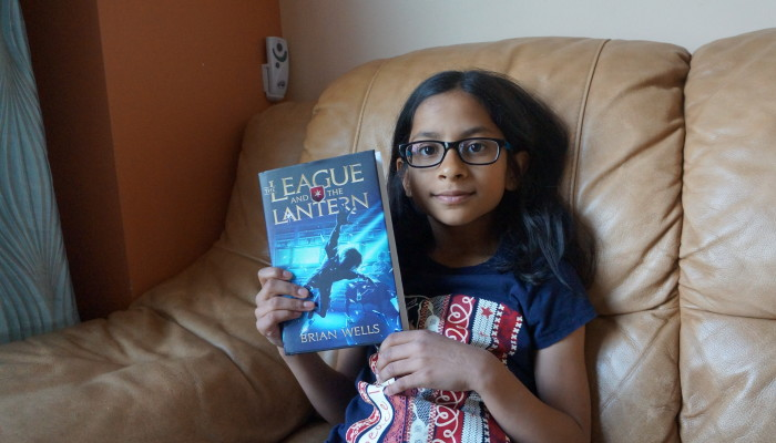 The League and The Lantern – Book Review and Giveaway