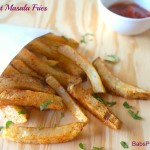 Spicy Chaat Masala Fries