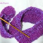 Crochet Earmuffs.