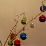 Ornament Tree for the Holidays