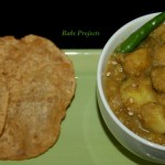 Food I Grew up Eating – Kachori Aloo