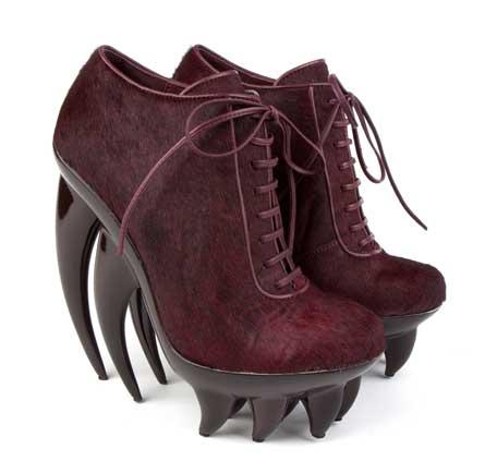 Iris Van Herpen Fang Shoes For Sale