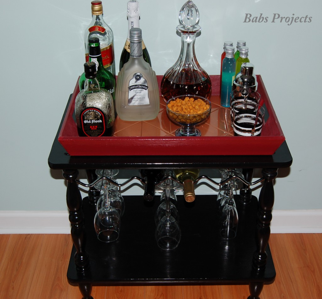 """Finished Mini-Bar"""