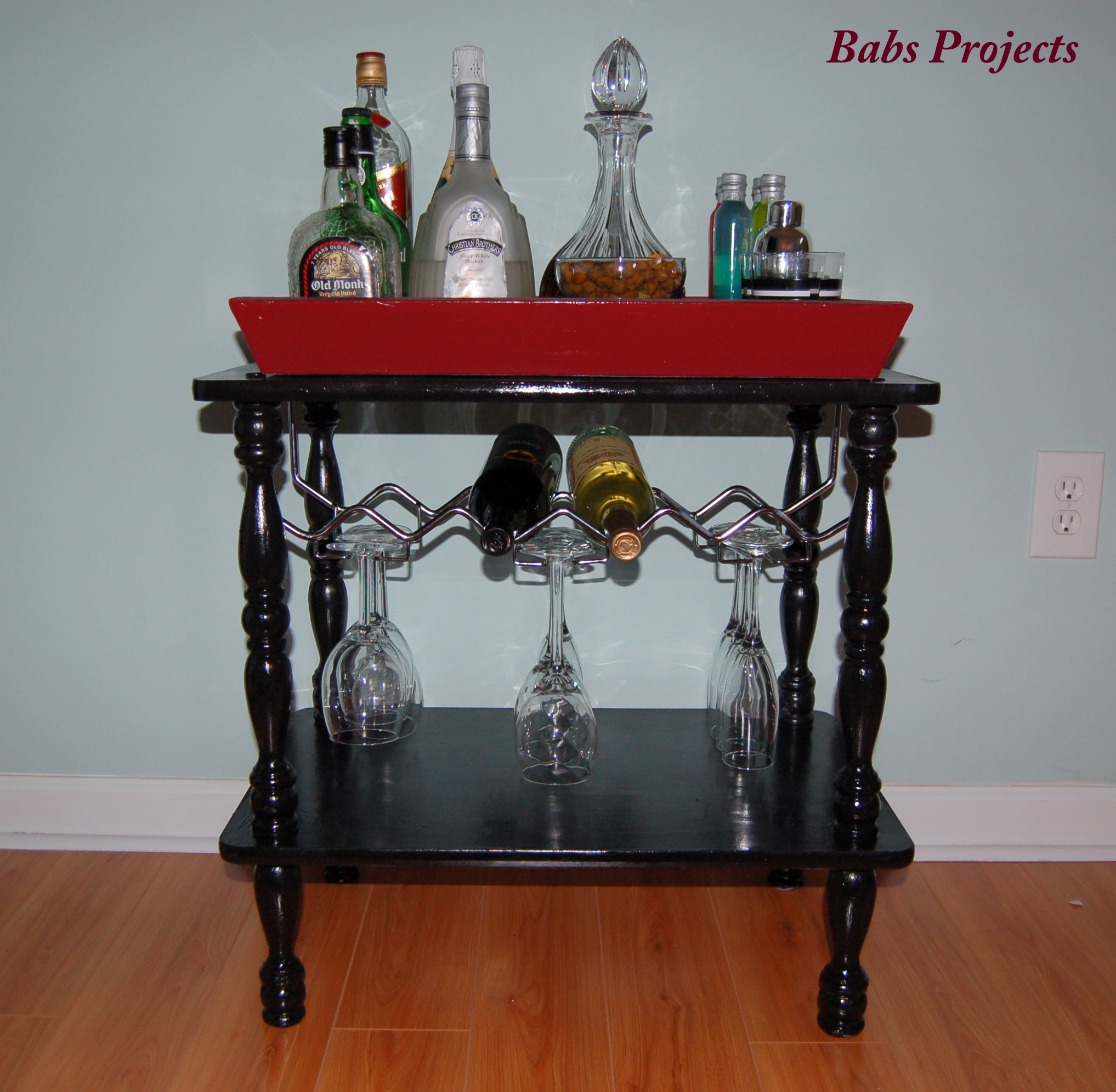 21 Best Images About Mini Bar At Home On Pinterest: Portable Mini Bar