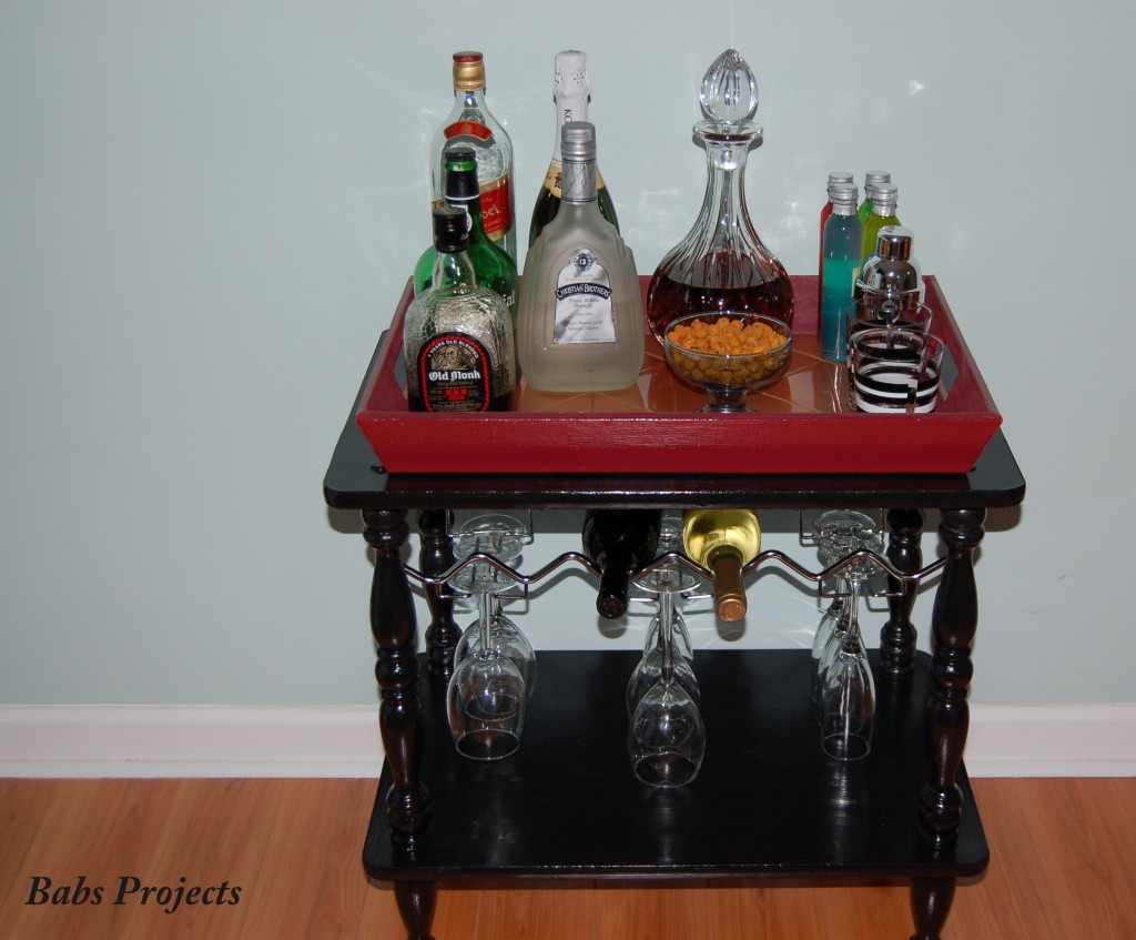 """Finish Mini-Bar"""