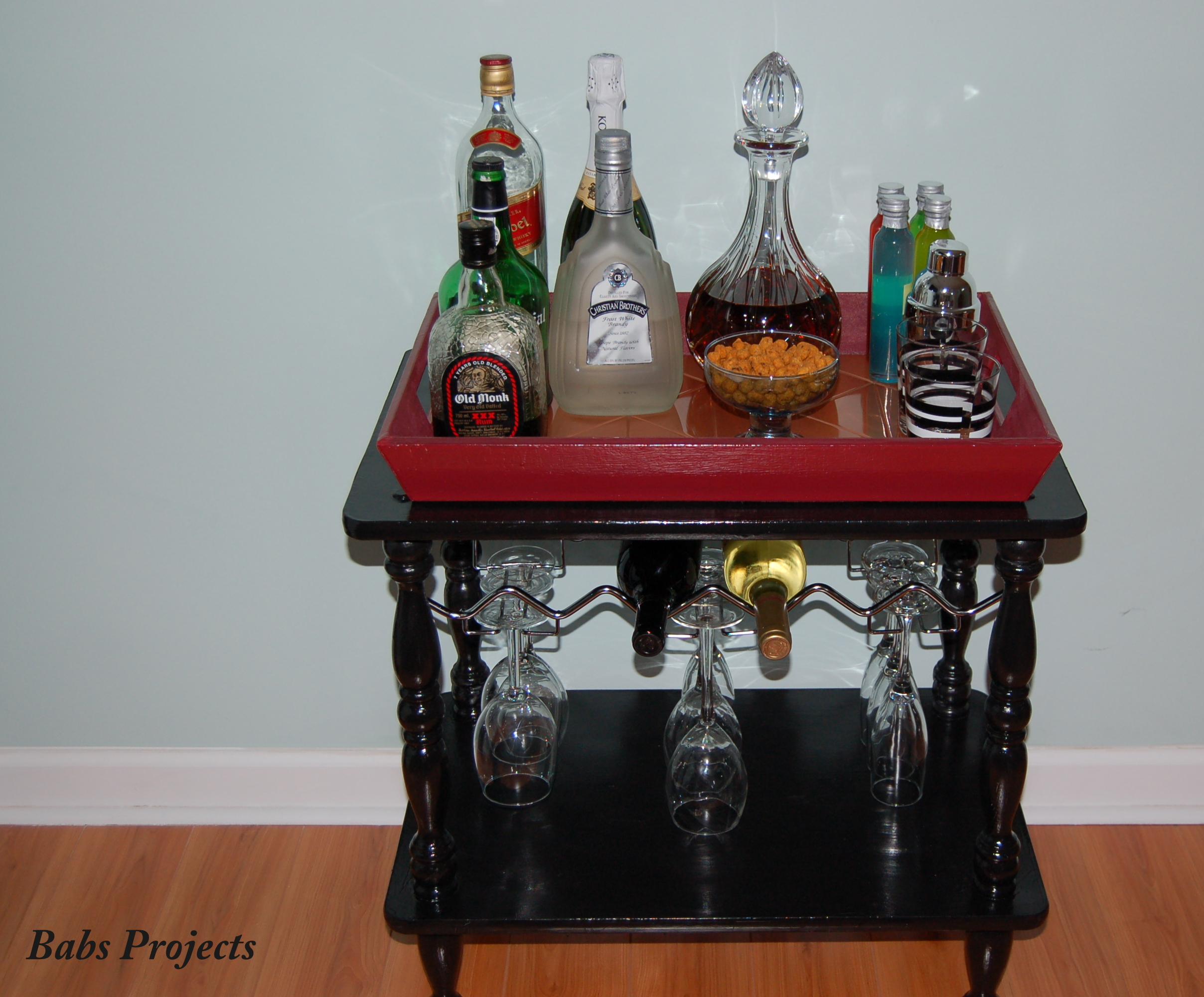 Diy Mini Bar | Home Living Room Ideas