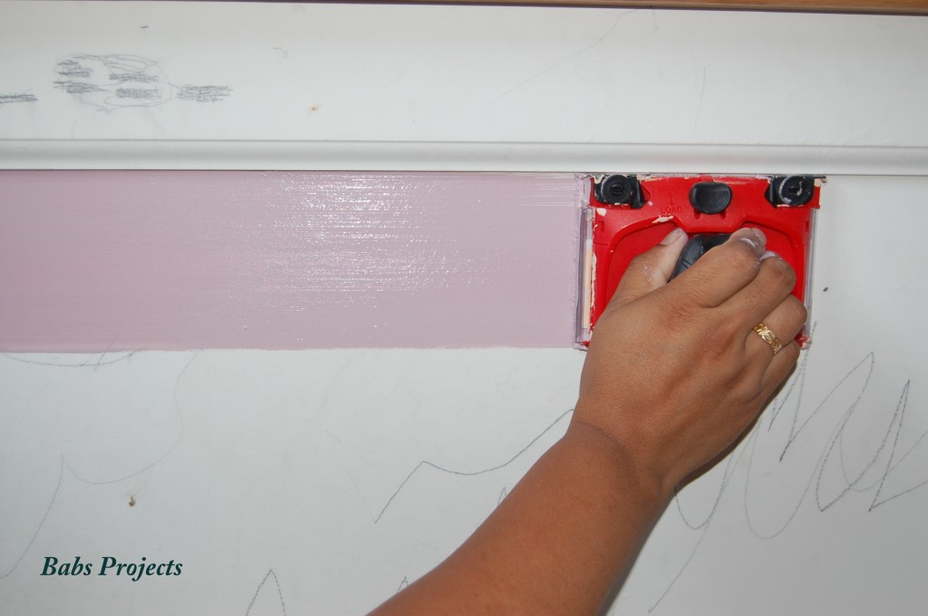 Ceiling Edging Tool