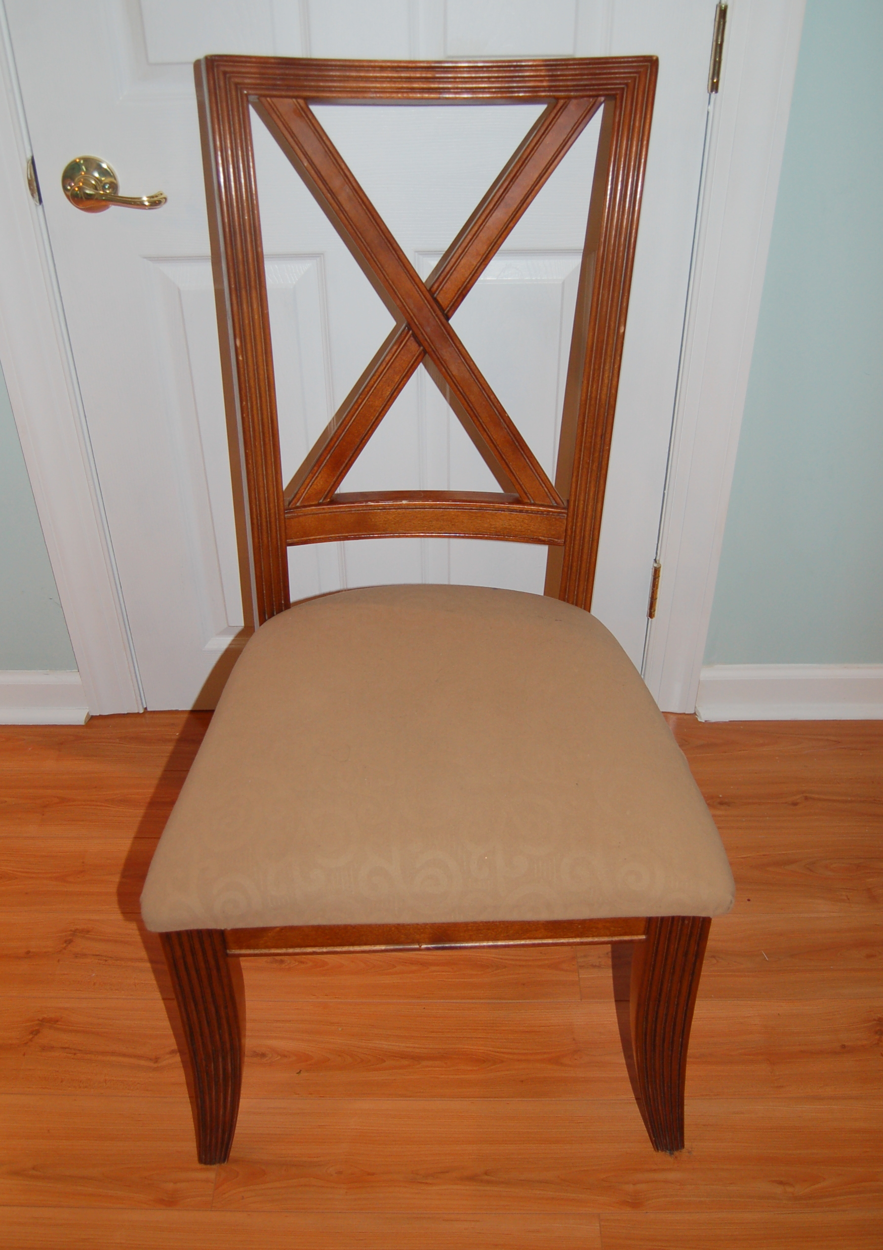 upholster dining room chair