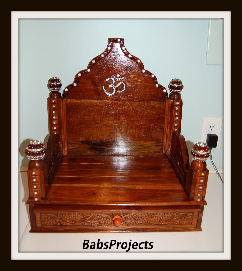 Indian Prayer Altar Mandir Project Babs Projects