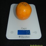 Review of Ozeri Touch II Digital Kitchen Scale