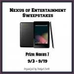 Here is Your Chance to Win a Nexus 7 Tablet Giveaway