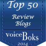 Nominated for the Top Review Blogger