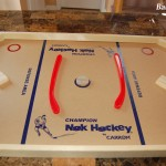 Have a Fun Time with Carrom Nok Hockey and #UnPlugwithCarrom