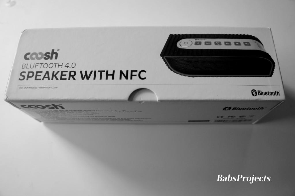 Coosh Bluetooth Wireless Speaker