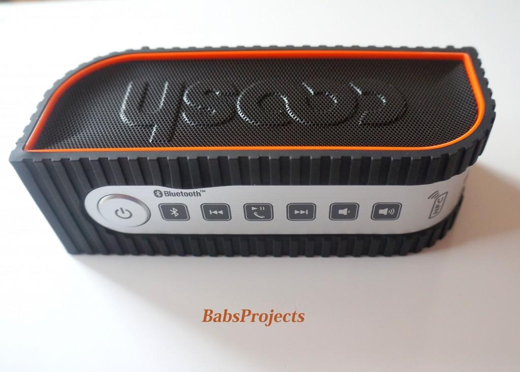 Coosh Bluetooth Wireless Speaker 1