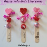 Hershey Kisses Valentine's Day Treats