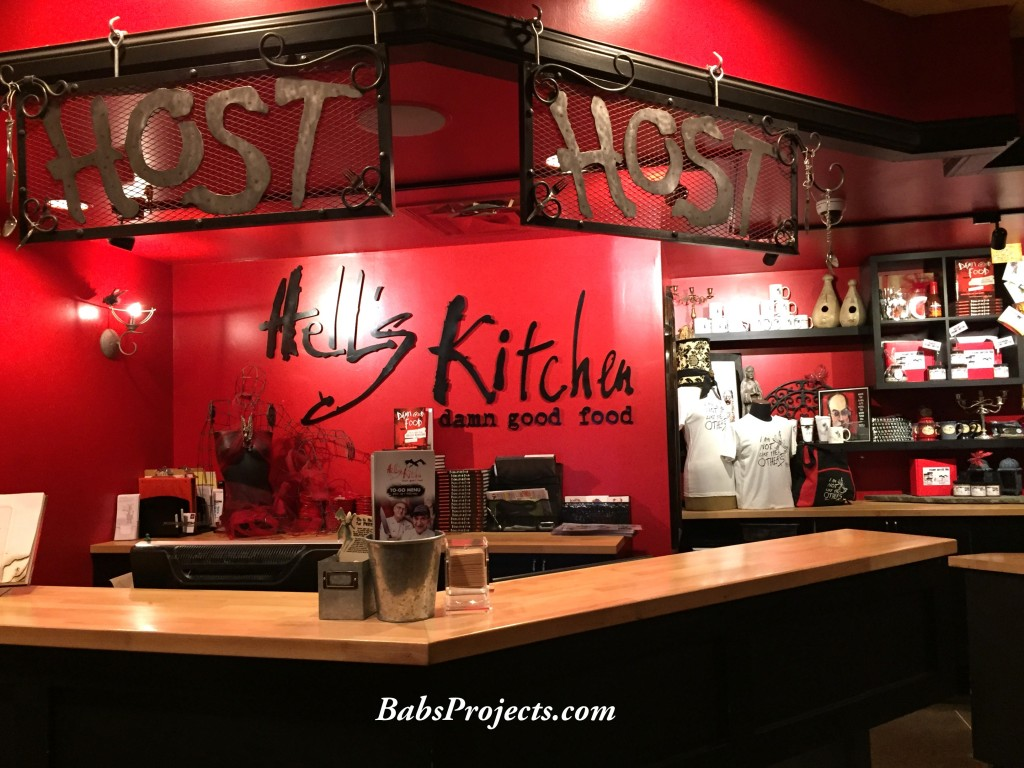 Hell S Kitchen Restaurant Location
