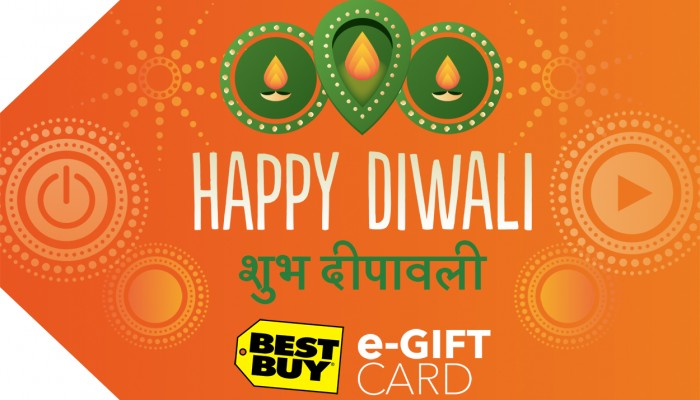 Welcome the Festival Of Lights with Best Buy Diwali E-Gift Card