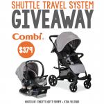 Combi Infant Shuttle Travel System Giveaway