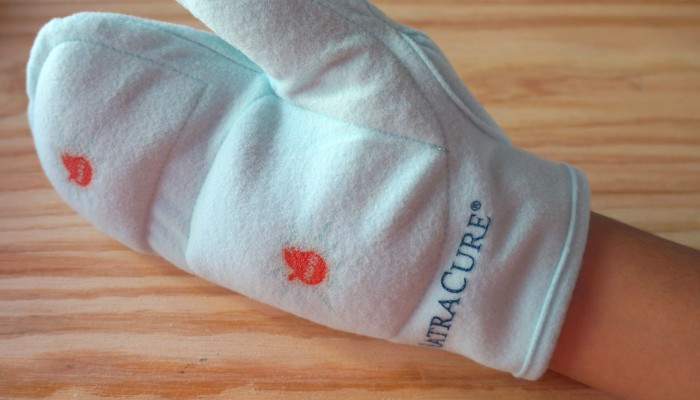 Keep Your Hands Warm with NatraCure Arthritis Mittens