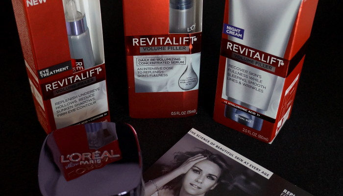 Target Dry Spray and L'Oreal Revitalift Vox Box