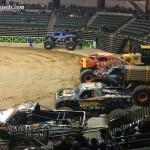 First Time Ever Watching Monster Truck Destruction Tour