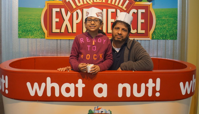 Family Fun at Turkey Hill Experience in Pennsylvania