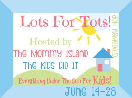Lots For Tots Giveaway Hop