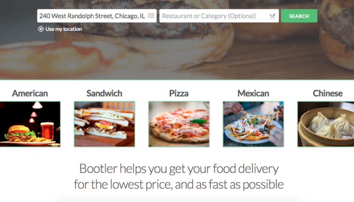 Food Ordering and Delivery Made Simple with Bootler