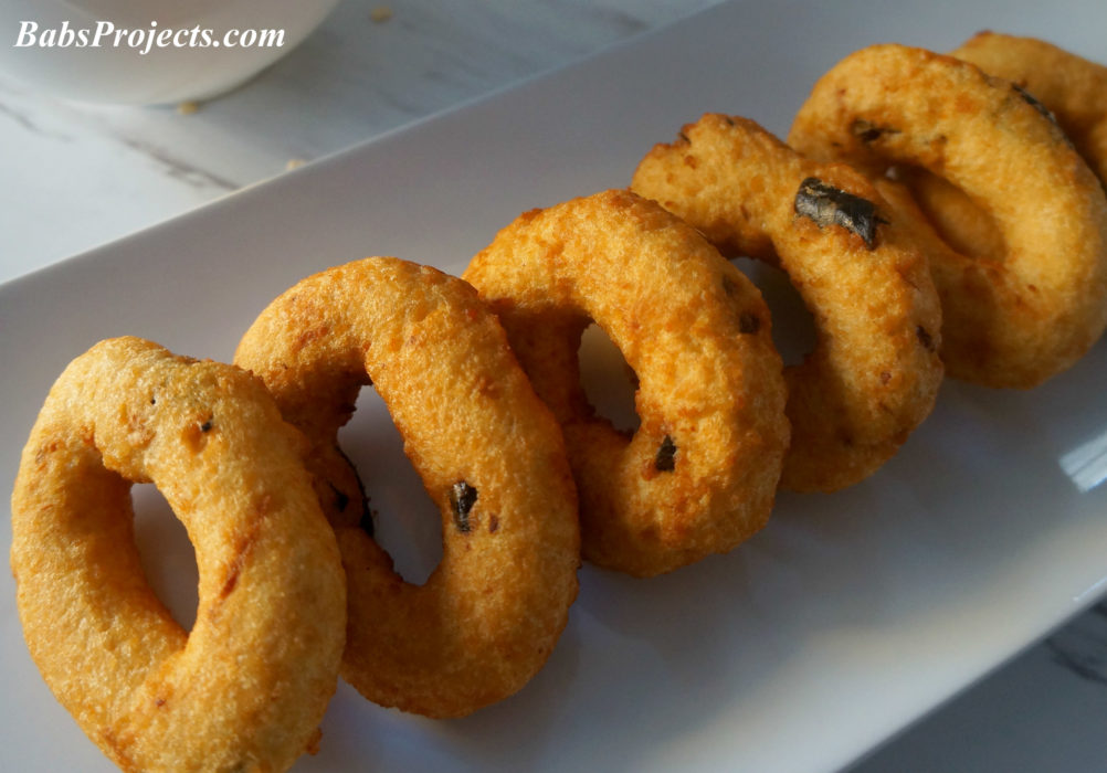 New and Easy Way to Make Medu Vada - South Indian Breakfast Food