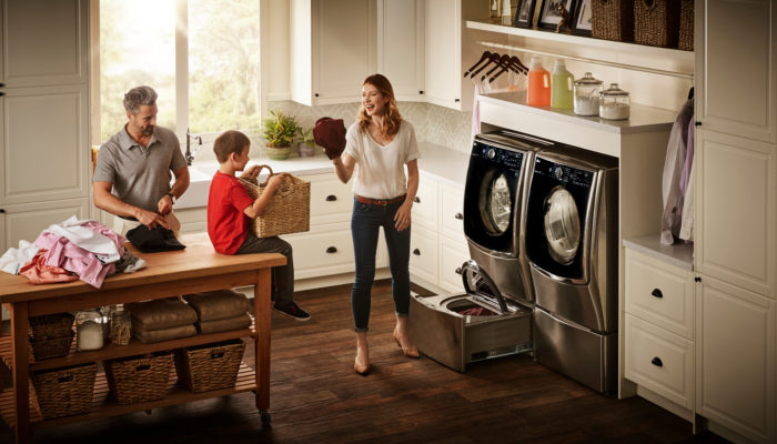 Laundry is a Breeze with LG Twin Wash System at Best Buy